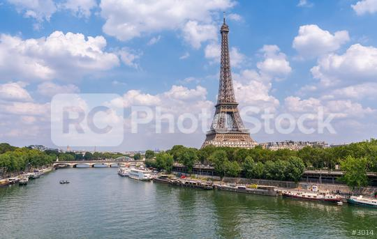 Eiffel tower, Paris. France  : Stock Photo or Stock Video Download rcfotostock photos, images and assets rcfotostock | RC-Photo-Stock.: