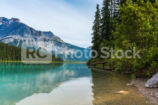 Emerald Lake,Yoho National Park in Canada  : Stock Photo or Stock Video Download rcfotostock photos, images and assets rcfotostock | RC-Photo-Stock.:
