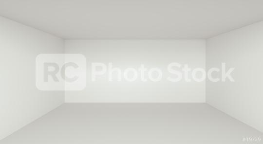 Empty Room Interior White Background - 3D Rendering  : Stock Photo or Stock Video Download rcfotostock photos, images and assets rcfotostock | RC-Photo-Stock.: