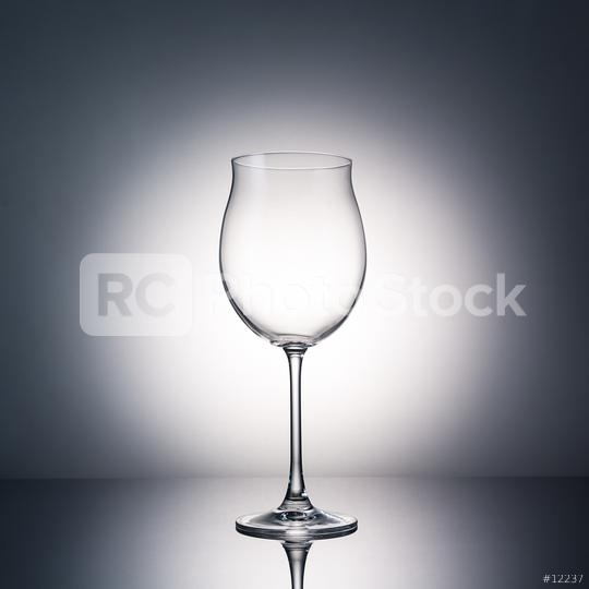 empty wine glass  : Stock Photo or Stock Video Download rcfotostock photos, images and assets rcfotostock | RC-Photo-Stock.: