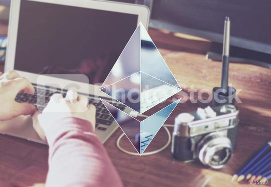 ethereum encryption concept   : Stock Photo or Stock Video Download rcfotostock photos, images and assets rcfotostock | RC-Photo-Stock.: