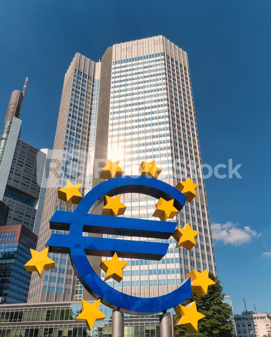 EURO sign in Frankfurt  : Stock Photo or Stock Video Download rcfotostock photos, images and assets rcfotostock | RC-Photo-Stock.: