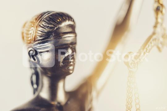 Face of lady justice or Iustitia - The Statue of Justice  : Stock Photo or Stock Video Download rcfotostock photos, images and assets rcfotostock | RC-Photo-Stock.: