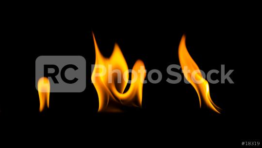 fire flames on black background  : Stock Photo or Stock Video Download rcfotostock photos, images and assets rcfotostock   RC-Photo-Stock.: