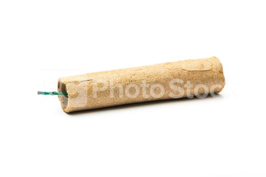 Firecracker on white background  : Stock Photo or Stock Video Download rcfotostock photos, images and assets rcfotostock | RC-Photo-Stock.: