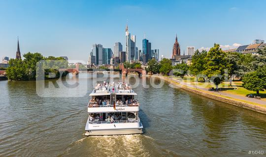 Frankfurt am Main at summer, germany  : Stock Photo or Stock Video Download rcfotostock photos, images and assets rcfotostock | RC-Photo-Stock.: