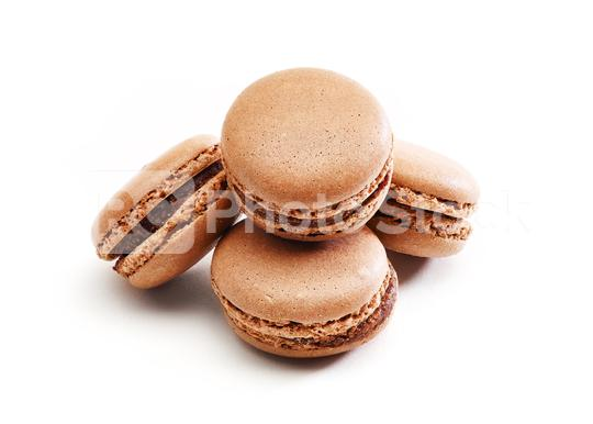 Fresh bright colored Macarons insolated on white  : Stock Photo or Stock Video Download rcfotostock photos, images and assets rcfotostock   RC-Photo-Stock.: