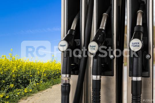 fuel gas at a Gas station  : Stock Photo or Stock Video Download rcfotostock photos, images and assets rcfotostock | RC-Photo-Stock.: