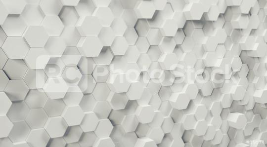 futuristic hexagon background, 3D Photorealistic  : Stock Photo or Stock Video Download rcfotostock photos, images and assets rcfotostock | RC-Photo-Stock.: