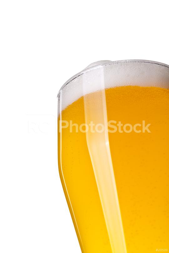 Glas Bier freisteller auf weißem Hintergrund   : Stock Photo or Stock Video Download rcfotostock photos, images and assets rcfotostock | RC-Photo-Stock.: