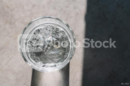 Glass with ice cubes on a table  : Stock Photo or Stock Video Download rcfotostock photos, images and assets rcfotostock   RC-Photo-Stock.:
