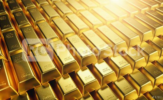 Gold Bars 1000 grams. Concept of wealth and reserve  : Stock Photo or Stock Video Download rcfotostock photos, images and assets rcfotostock   RC-Photo-Stock.: