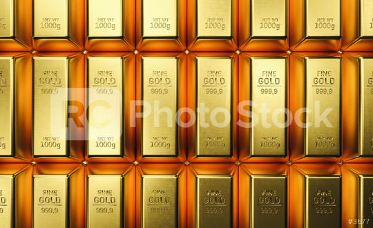 Golden Gold bars   : Stock Photo or Stock Video Download rcfotostock photos, images and assets rcfotostock | RC-Photo-Stock.: