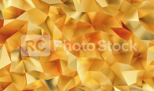 golden polygonal abstract background - 3D Rendering  : Stock Photo or Stock Video Download rcfotostock photos, images and assets rcfotostock | RC-Photo-Stock.: