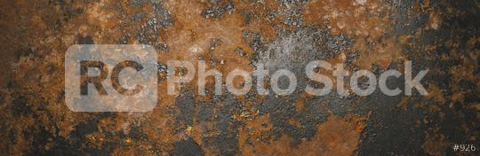 Grunge rusty dark metal background texture or backdrop, banner size  : Stock Photo or Stock Video Download rcfotostock photos, images and assets rcfotostock | RC-Photo-Stock.: