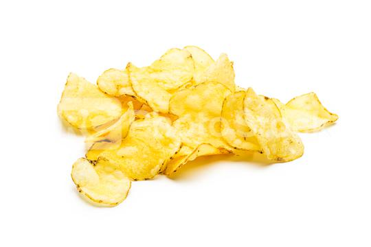 heap of potato chips  : Stock Photo or Stock Video Download rcfotostock photos, images and assets rcfotostock   RC-Photo-Stock.: