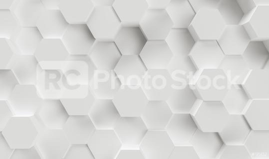 hexagonal abstract 3d background - Illustration - 3D rendering - Illustration   : Stock Photo or Stock Video Download rcfotostock photos, images and assets rcfotostock   RC-Photo-Stock.: