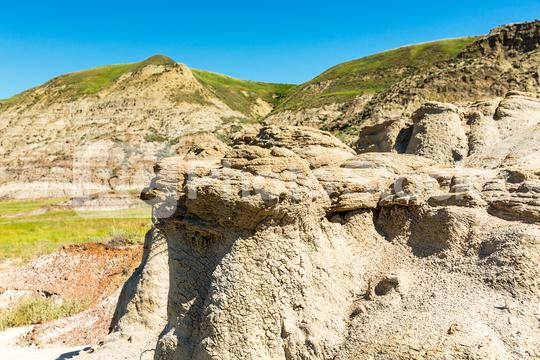 Hoodoo valley in drumheller badlands canada  : Stock Photo or Stock Video Download rcfotostock photos, images and assets rcfotostock | RC-Photo-Stock.:
