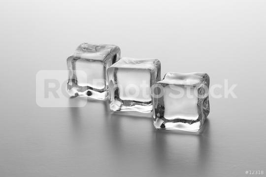 ice cubes in a row  : Stock Photo or Stock Video Download rcfotostock photos, images and assets rcfotostock | RC-Photo-Stock.: