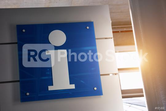 information sign  : Stock Photo or Stock Video Download rcfotostock photos, images and assets rcfotostock | RC-Photo-Stock.: