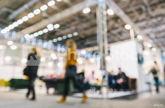 Intentionally blurred trade show background  : Stock Photo or Stock Video Download rcfotostock photos, images and assets rcfotostock | RC-Photo-Stock.: