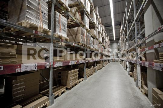 Interior of a modern warehouse  : Stock Photo or Stock Video Download rcfotostock photos, images and assets rcfotostock | RC-Photo-Stock.: