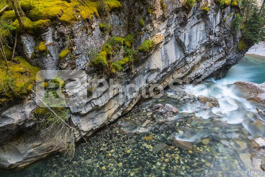Johnston canyon trail Banff   : Stock Photo or Stock Video Download rcfotostock photos, images and assets rcfotostock | RC-Photo-Stock.: