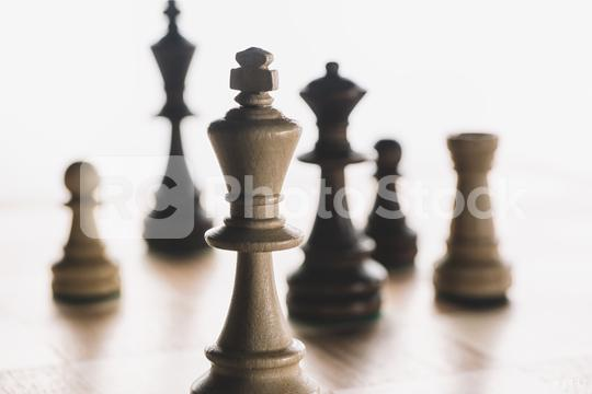 knight ,chess on board business concept   : Stock Photo or Stock Video Download rcfotostock photos, images and assets rcfotostock | RC-Photo-Stock.: