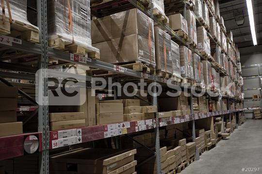 Large Inventory. Warehouse Goods Stock for Logistic shipping banner background.  : Stock Photo or Stock Video Download rcfotostock photos, images and assets rcfotostock | RC-Photo-Stock.: