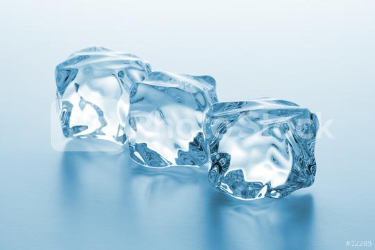 line of ice chunks  : Stock Photo or Stock Video Download rcfotostock photos, images and assets rcfotostock | RC-Photo-Stock.: