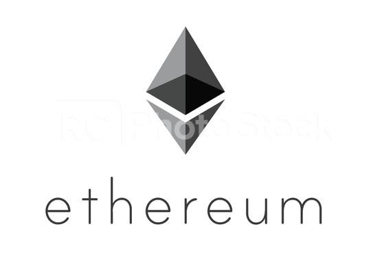 Logo of ethereum encryption technology  : Stock Photo or Stock Video Download rcfotostock photos, images and assets rcfotostock | RC-Photo-Stock.: