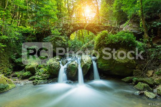 Luxemburg, Mullerthal Waterfall  : Stock Photo or Stock Video Download rcfotostock photos, images and assets rcfotostock   RC-Photo-Stock.: