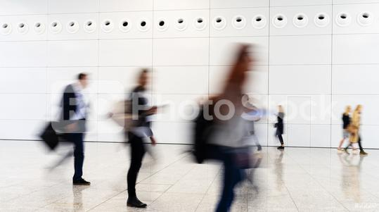 Many anonymous blurred people go shopping in the mall  : Stock Photo or Stock Video Download rcfotostock photos, images and assets rcfotostock   RC-Photo-Stock.: