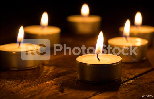 Many burning candles with shallow depth of field  : Stock Photo or Stock Video Download rcfotostock photos, images and assets rcfotostock | RC-Photo-Stock.: