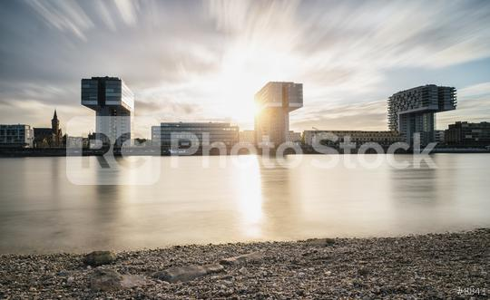 Modern business buildings with dramatic sky  : Stock Photo or Stock Video Download rcfotostock photos, images and assets rcfotostock | RC-Photo-Stock.: