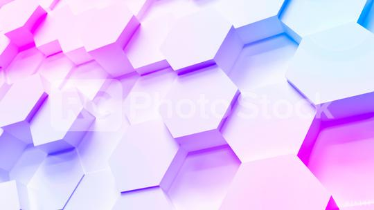 multi color technology hexagon pattern background   : Stock Photo or Stock Video Download rcfotostock photos, images and assets rcfotostock | RC-Photo-Stock.: