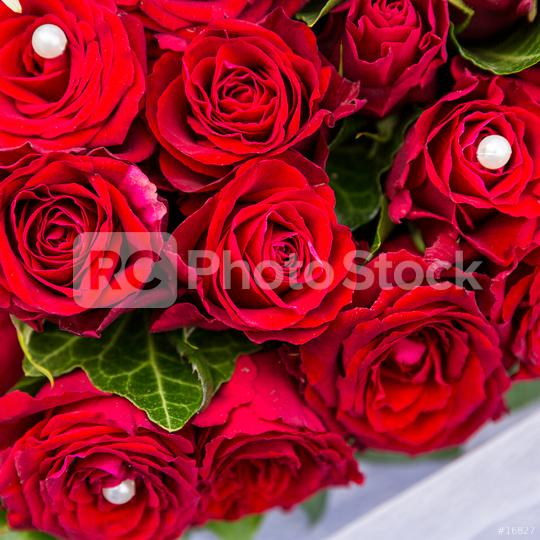 Natural red roses background  : Stock Photo or Stock Video Download rcfotostock photos, images and assets rcfotostock | RC-Photo-Stock.: