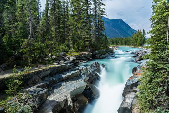 Numa Falls at the Kootenay National Park   : Stock Photo or Stock Video Download rcfotostock photos, images and assets rcfotostock | RC-Photo-Stock.: