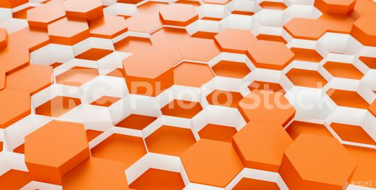 Orange Hexagon Honeycomb Background 3d Rendering Illustration Stock Photo And Buy Images At Rcfotostock This Photo And Find More Royalty Free Stock Photos From Rclassenlayouts Or Rclassen Stockfotos Kaufen Images Illustrations
