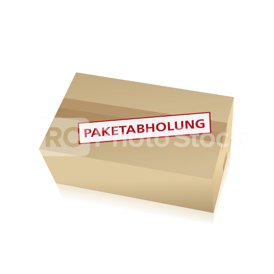 Paketabholung paket versand lieferung vektor eps  : Stock Photo or Stock Video Download rcfotostock photos, images and assets rcfotostock | RC-Photo-Stock.: