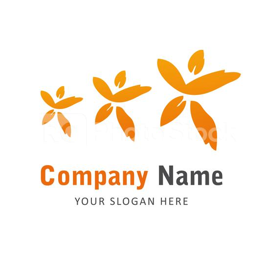 People group connect in orange color isolated on white background.Creative figures in a group.  Vector illustration logo  : Stock Photo or Stock Video Download rcfotostock photos, images and assets rcfotostock | RC-Photo-Stock.: