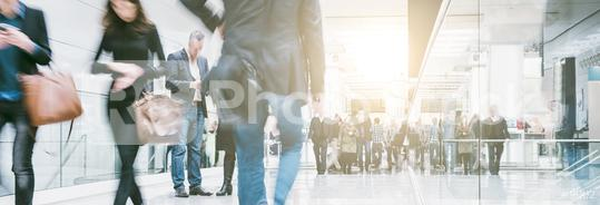 People walking in a office center  : Stock Photo or Stock Video Download rcfotostock photos, images and assets rcfotostock | RC-Photo-Stock.: