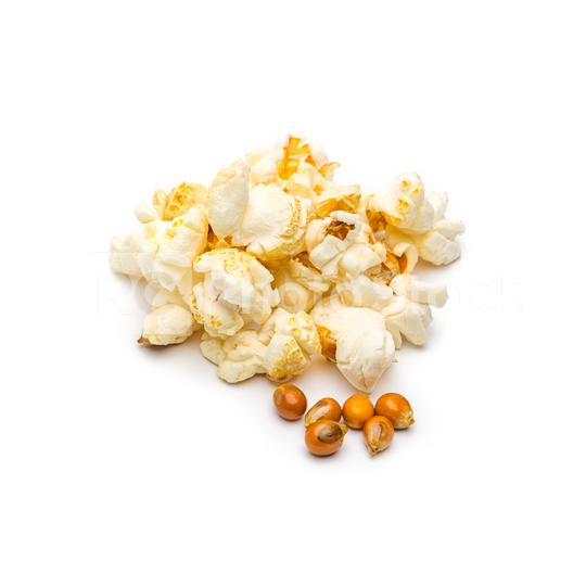 Popcorn on white  : Stock Photo or Stock Video Download rcfotostock photos, images and assets rcfotostock   RC-Photo-Stock.: