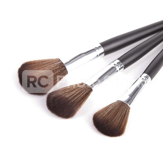 powder brushes  white background  : Stock Photo or Stock Video Download rcfotostock photos, images and assets rcfotostock | RC-Photo-Stock.: