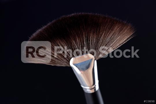 powderbrush on black background  : Stock Photo or Stock Video Download rcfotostock photos, images and assets rcfotostock | RC-Photo-Stock.: