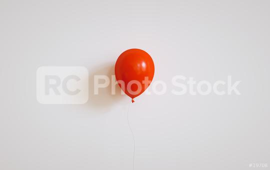 red balloon - 3D Rendering  : Stock Photo or Stock Video Download rcfotostock photos, images and assets rcfotostock | RC-Photo-Stock.: