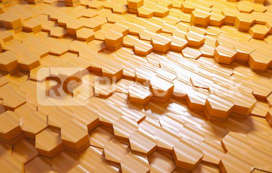 red plastic hexagonal background, 3D Photorealistic render  : Stock Photo or Stock Video Download rcfotostock photos, images and assets rcfotostock | RC-Photo-Stock.:
