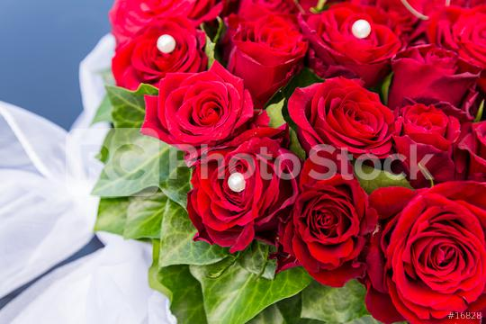 Red roses bouquet  : Stock Photo or Stock Video Download rcfotostock photos, images and assets rcfotostock | RC-Photo-Stock.: