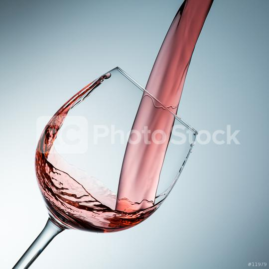 red wine flowing into the glass  : Stock Photo or Stock Video Download rcfotostock photos, images and assets rcfotostock | RC-Photo-Stock.: