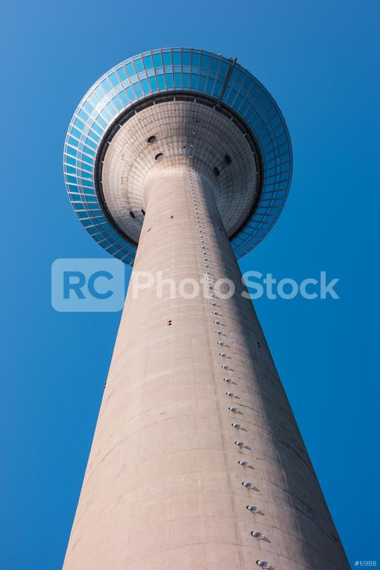 rhinetower in Dusseldorf  : Stock Photo or Stock Video Download rcfotostock photos, images and assets rcfotostock | RC-Photo-Stock.: